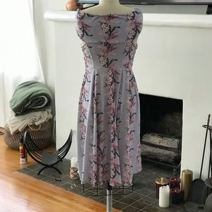 ASOS Dresses - Asos Floral Fit and Flare Dress
